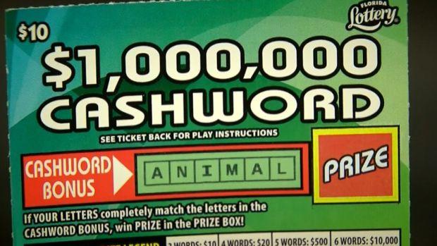 [NATL-DFW] Winning Lottery Ticket Tears Friendship Apart
