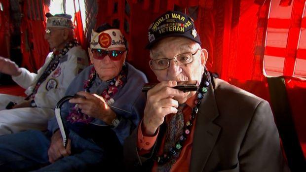 [NATL] Survivors, Veterans Observe 75th Anniversary of Pearl Harbor