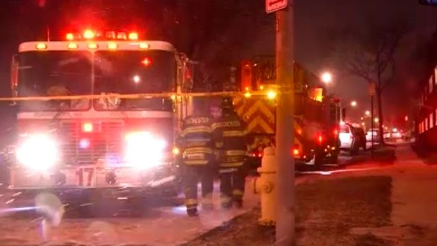 Firefighters Find Four Dead in Attic of Burning Home