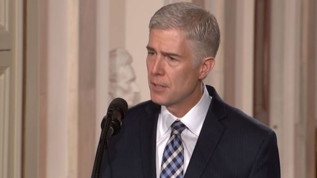 [NATL]Trump Nominates Judge Neil Gorsuch to the Supreme Court