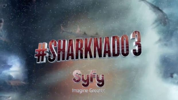 [NATL] 'Sharknado' Returns