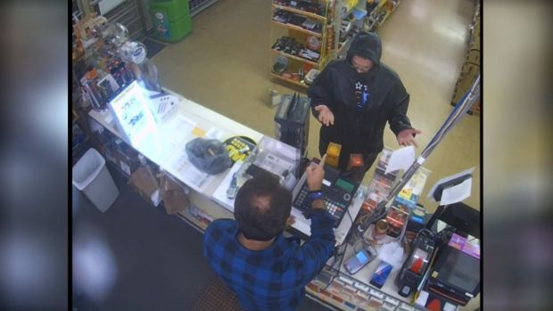 'I've Never Seen Anything Like This': Clerk Scolds Would-Be Robber