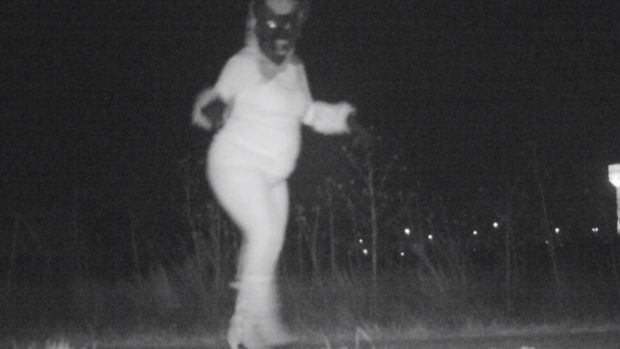 [NATL-DFW] Werewolf, Gorilla And Santa All Caught on Trail Camera