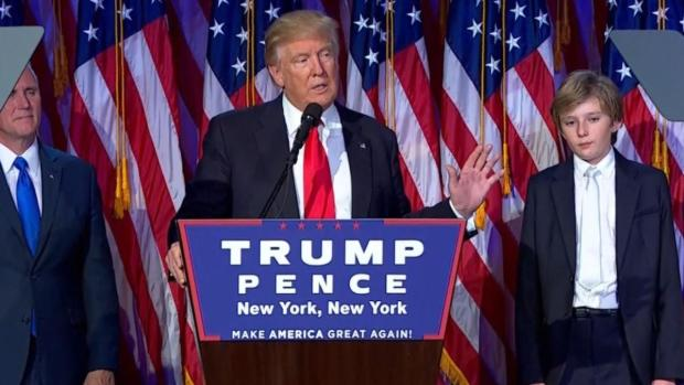 [NATL] Donald Trump Claims Presidency