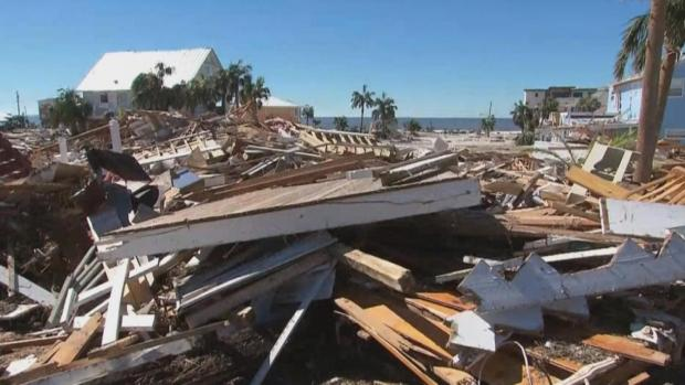 [NATL] Search Continues for Missing in Hurricane Michael as Trump Visits Florida, Georgia