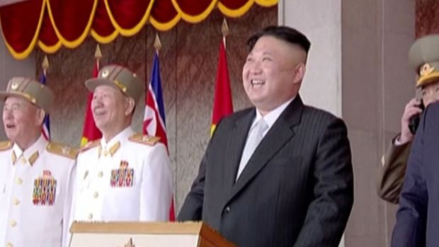 [NATL] N. Korea Cools Down War Rhetoric With US