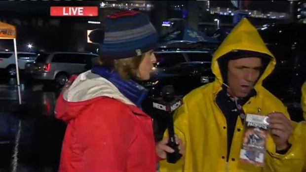 [NECN] Pats Fans React to AFC Championship Victory
