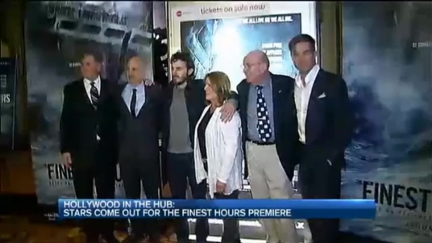 Stars Out for 'Finest Hours' Premiere