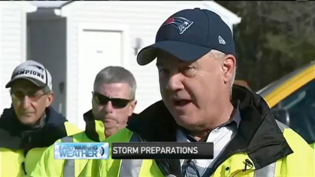 [NECN] Winter Storm Warnings, Snow Emergencies Issued Across New England