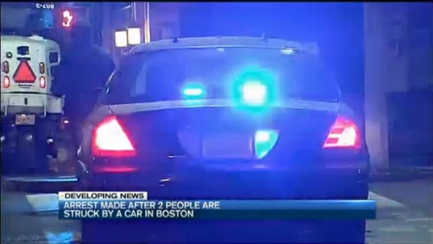 [NECN] Police Investigating 'Likely Fatal' Crash, Dragging in Boston