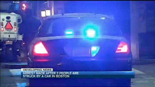 [NECN] Police Investigating 'Likely Fatal' Crash, Dragging in Boston