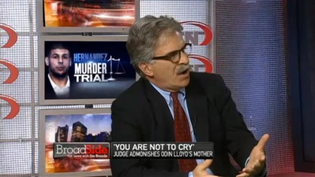 [NECN] Evidence and Emotion: Controversy at Start of Hernandez Trial