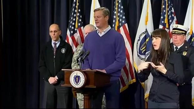 [NECN] Gov. Baker Outlines Storm Response Plan