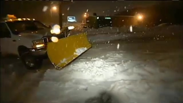 [NECN] Snow Removal Equipment Arrives in Massachusetts