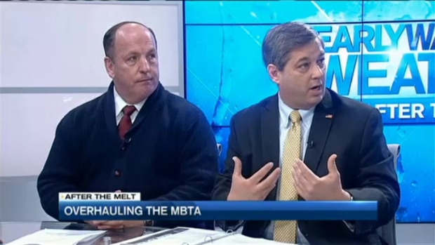 [NECN] After the Melt: Overhauling the MBTA