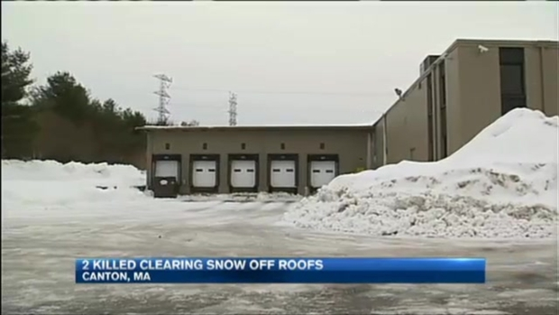 [NECN]Roof Cleaning Safety