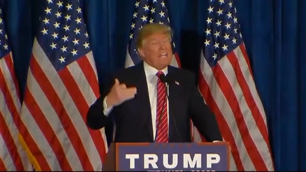 Trump Fights Back Against Romney