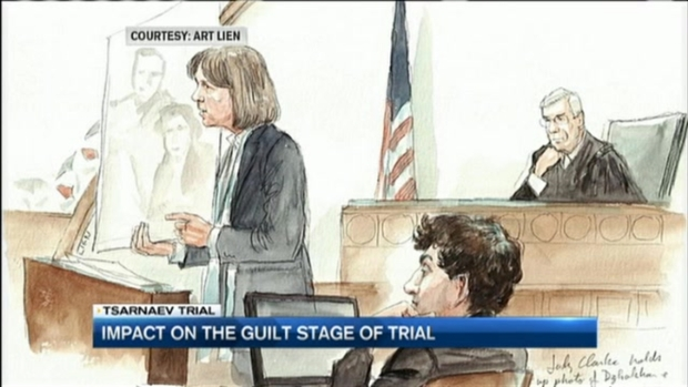 Logic Behind Tsarnaev Defense