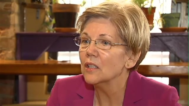 [NECN] FULL INTERVIEW: 1-on-1 With Sen. Warren