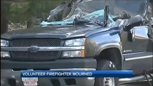 Volunteer Firefighter Killed by Falling Tree ID'd