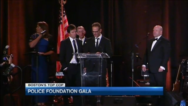 Commissioner Talks About Boston Police Foundation Gala