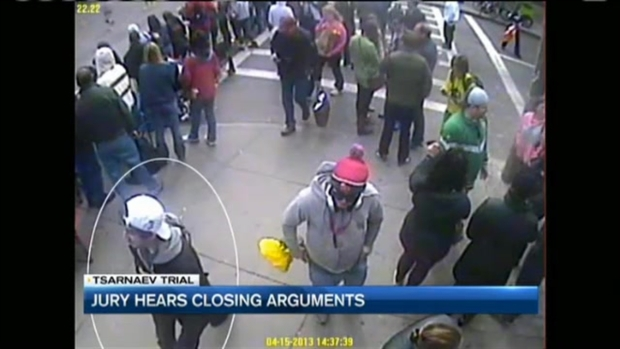 [NECN] Jury Hears Closing Arguments in Tsarnaev Trial