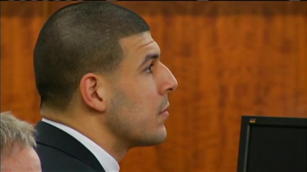 [NECN] Aaron Hernandez Jury Ends 2nd Day of Deliberations