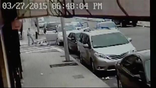 [NECN] Boston Police Release Video of Officer Shot in Face