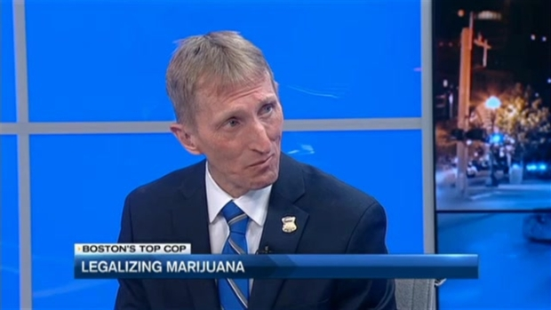 BPD Commissioner Against Marijuana Legalization