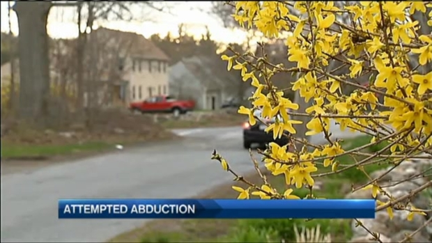 [NECN] Attempted Abduction of Child Under Investigation