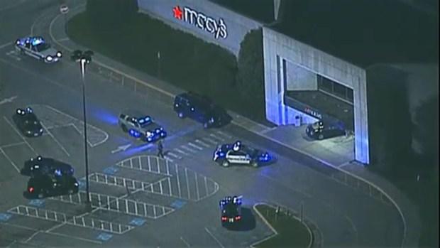 RAW VIDEO: Mall Shooting, Stabbings