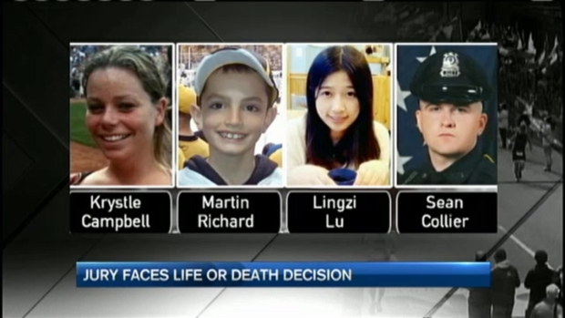 [NECN] Sympathy Impact on Tsarnaev Penalty Trial