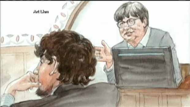 [NECN] Defense Rests in Tsarnaev Trial