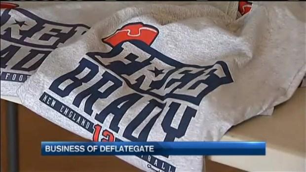 [NECN] Fans Express Anger Over Patriots' Deflategate Punishments