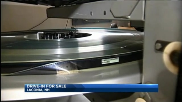 [NECN] Weirs Drive-In Faces Final Season