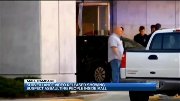 [NECN] Surveillance Video Shows Taunton Rampage Suspect Assaulting People in Mall