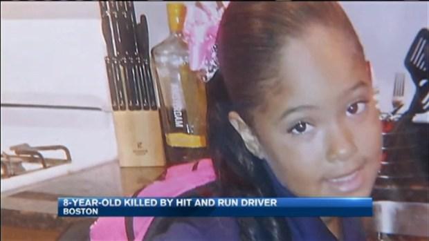 [NECN] 8-Year-Old Girl Dies After Hit-and-Run in Boston's Mattapan Neighborhood