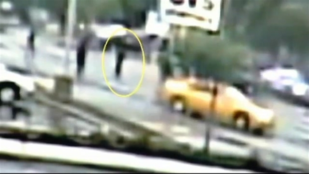 [NECN] WATCH: Police Release Video of Terror Suspect's Shooting
