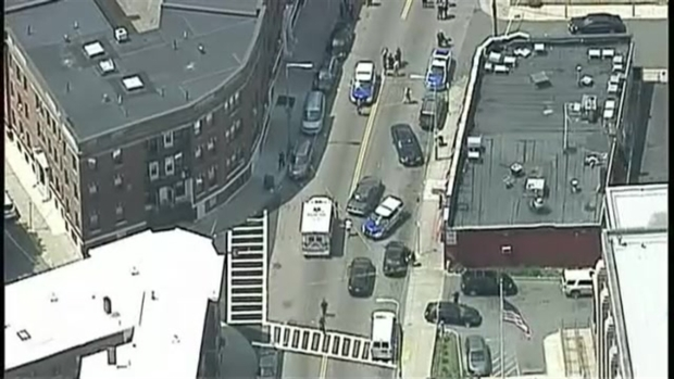 [NECN] Shooting in Boston's Dorchester Neighborhood
