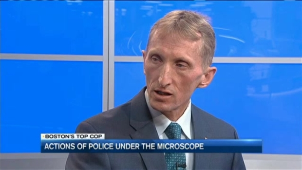 "[NECN] Boston Commissioner: ""Policing Has Never Been More Difficult"""