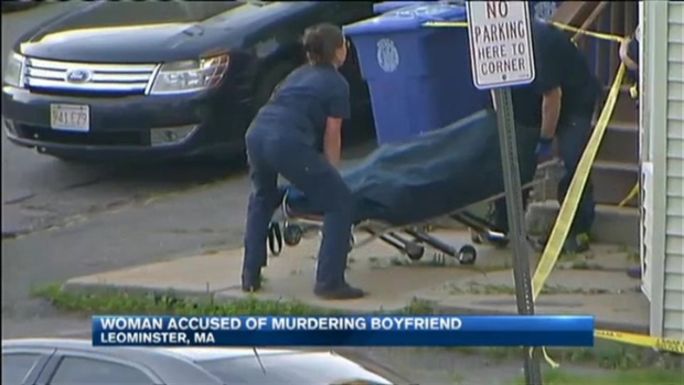 [NECN] Officials: Woman Confesses to Killing Boyfriend in Leominster, Massachusetts