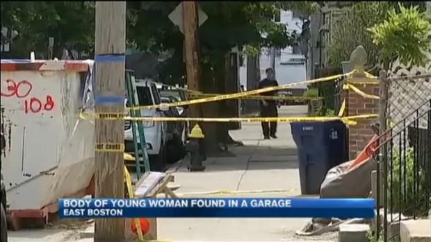 [NECN] Woman Found Dead in East Boston Garage Was Murdered