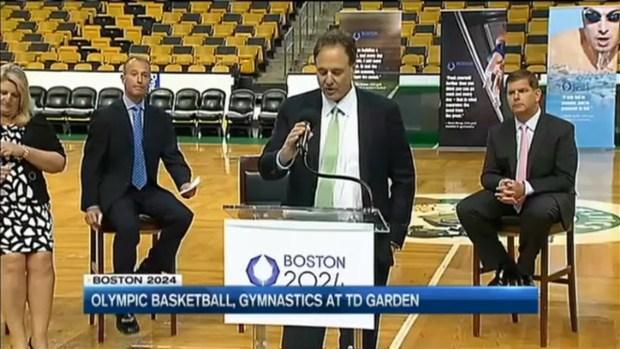 "[NECN] Aly Raisman on Boston 2024: ""It's Going to Be Incredible"""