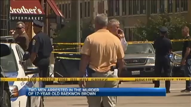 [NECN]No Bail for 2 Charged With Murder in Mass. Teen's Fatal Shooting