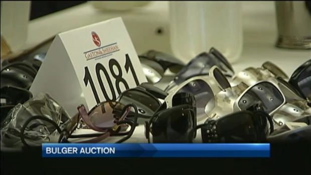 [NECN] Whitey Bulger's Possessions Net More Than $100K at Auction