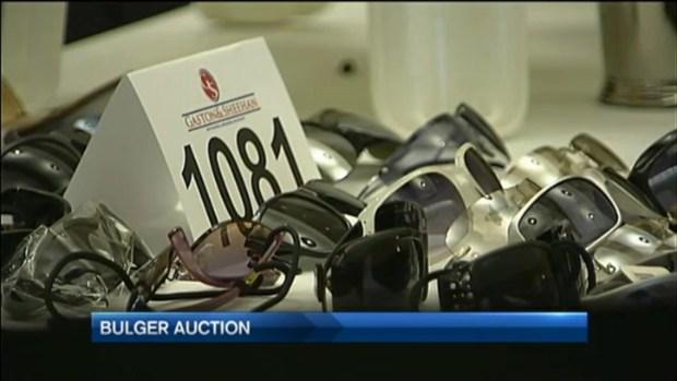 [NECN] Whitey Bulger's Possessions Net More Than $100K at Auction