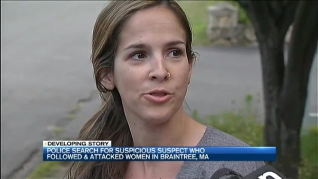[NECN] Police Warn About Suspicious Man Following Women in Braintree