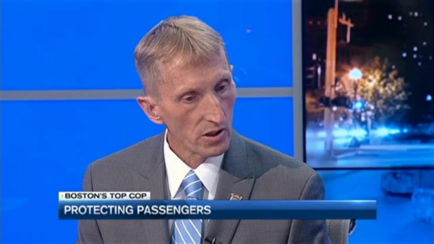 BPD Head Pushes for Ride Share Regulations