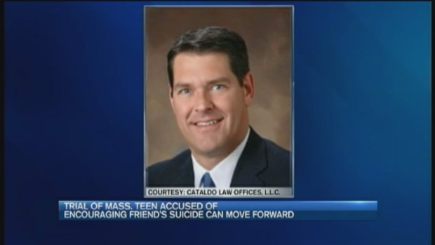 [NECN] Massachusetts Teen Charged in Friend's Suicide Will Stand Trial