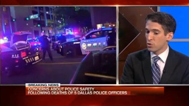 Newton PD Lieutenant on Officer Safety